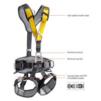 Full Body Safety Harness Belts