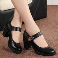 Womens Formal Leather Shoes