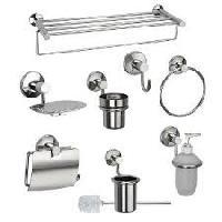 Chrome plated bathroom accessories manufacturers for Bathroom accessories in ahmedabad