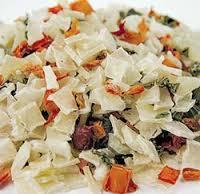 Dehydrated Vegetables Flakes