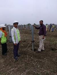 Solar Project Site Survey Services