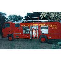 Medium Firefighter Truck
