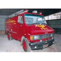Mini Firefighter Truck