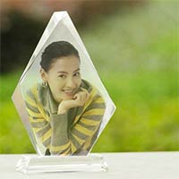 Crystal Photo Frames