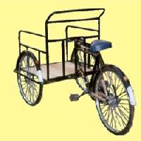 Tricycle Rickshaw