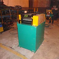 Strip Wire Straightening Machines