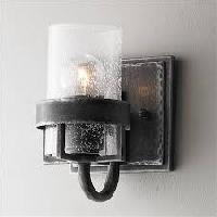 Iron Wall Sconce