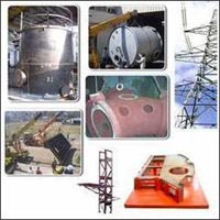 Mild Steel Heavy Fabrication Services