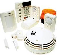 Intruder Alarm System, Burglar Alarm System