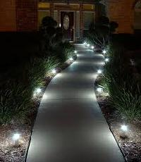 led landscape light