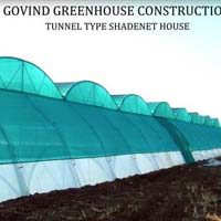 Tunnel Type Net House