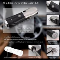 Mini Emergency Car Tool kit