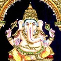 Tanjore Painting Training Service