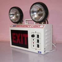 Emergency Light With Beam