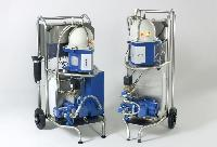 Mobile Oil Cleaning System