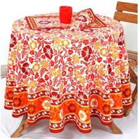 Designer Table Cloth (rak Bs -004)