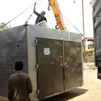 Electrode Welding Oven
