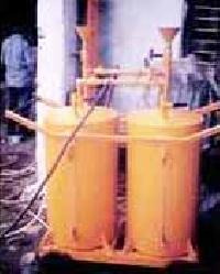 Gunite Machine