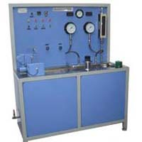 Oil Filter Testing Machine