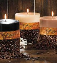 Coffee Beans Candles