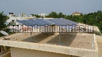 Solar Panel Mounting - House Terrace