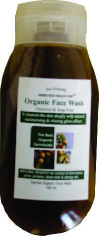 Organic Face Wash