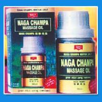 Nagachampa Massage Oil