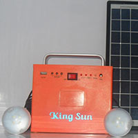 Portable Solar Lighting System - Manufacturer, Exporters and Wholesale Suppliers,  Delhi - Bhambri Enterprises