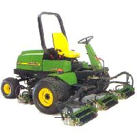 Lightweight Fairway Mower