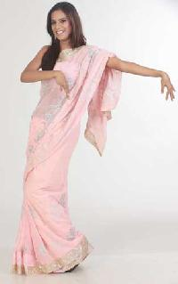 Ladies Sarees Ls - 14 - Manufacturer, Exporters and Wholesale Suppliers,  Punjab - Mutti International Exports