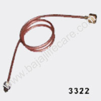 Copper Tail Pipe (1 Mtr)