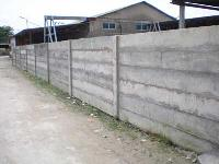 Concrete Boundary Walls - Manufacturer, Exporters and Wholesale Suppliers,  Assam - Maheshwari Industries