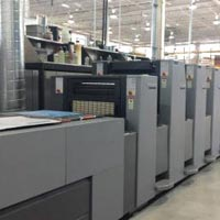 Offset Colour Printing Machines