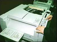 Photocopier Scrap