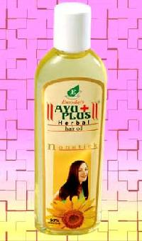 Non Stick Hair Oil