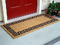 Pvc Backed Coir Mat