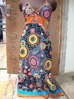 Cottan Print Dress
