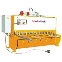 Hydraulic Shearing And Press Brake Machine