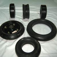 Rubber Trolley Tyre