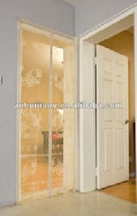 Anti mosquito window screen decorative magnetic mosquito - Mosquito net door designs ...
