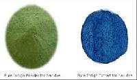 Indigo Leaf Powder