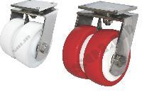 Heavy Duty Stainless Steel Caster Wheels