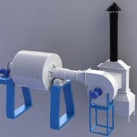 Rotary Drying Machine