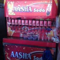 12+2 Valve Soda Machine