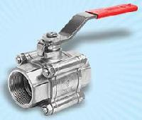 Screwed End Investment Casting Ball Valve