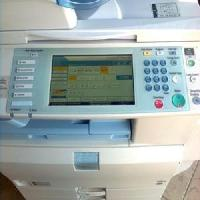 Photocopier Machine Touch Screen
