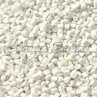 Pp White Raw Material