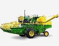 Agricultural Combine Harvester