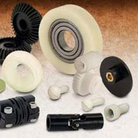 Plastic And Metal Small Component