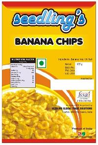 Banana Chips - Manufacturer, Exporters and Wholesale Suppliers,  Kerala - Seedling Global Trade Solutions